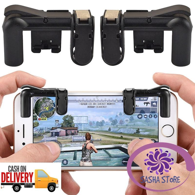 Ss Tombol L1 R1 R1 L1 L1r1 R1l1 Gamepad Joystick Android Ios Gaming Controller Game Pad Pubg Trigger By Sasha Store.