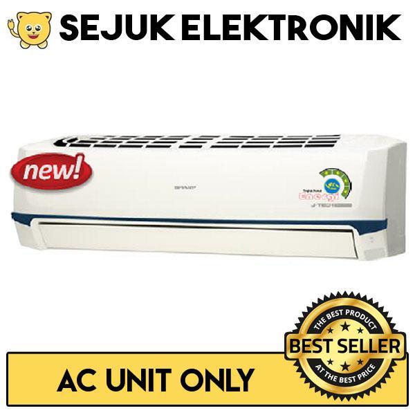 Sharp X 06 VEY AC Split 1/2 PK Inverter Putih (Free Ongkir Khusus JAKARTA)