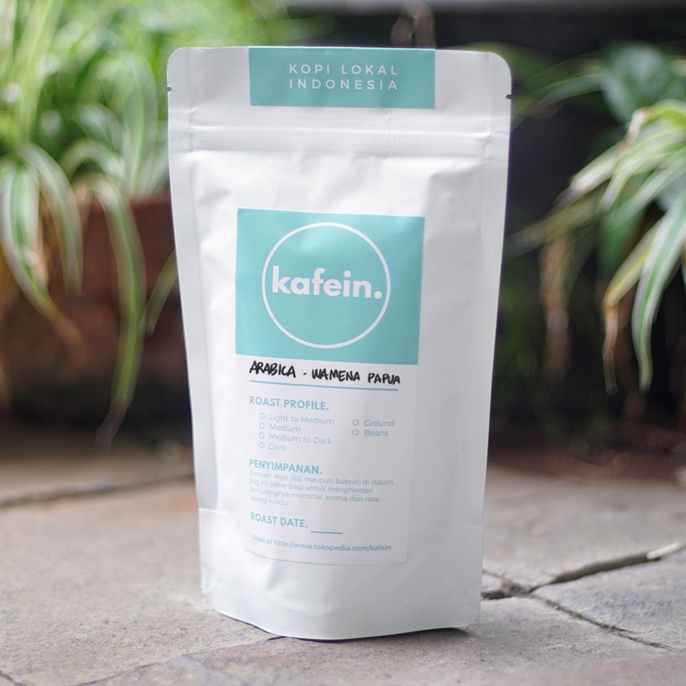 Kopi Biji Bubuk Arabika Super Koffie Warung Tinggi Premium Coffee 1 Kg Papua Wamena 100 Gram