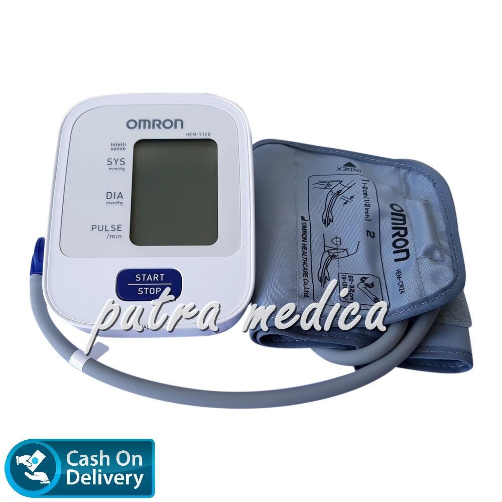 Alat Monitor Tekanan Darah Tensimeter Lazada Digital Wristband Putra Medica Omron Hem 7120 Tensi Elektrik Profesional Berkualitas Ukur