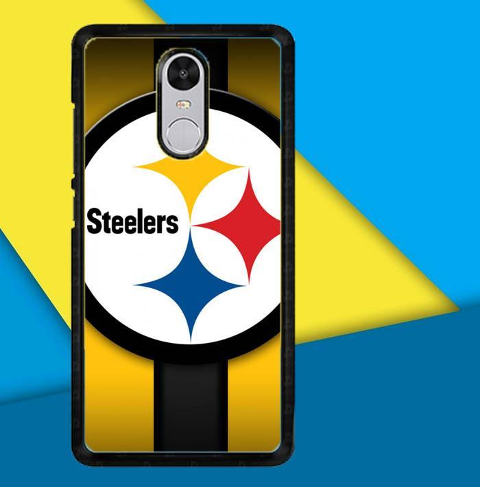 NFL pittsburgh S0069 Casing Custom Hardcase Xiaomi Redmi 5 Plus Case Cover