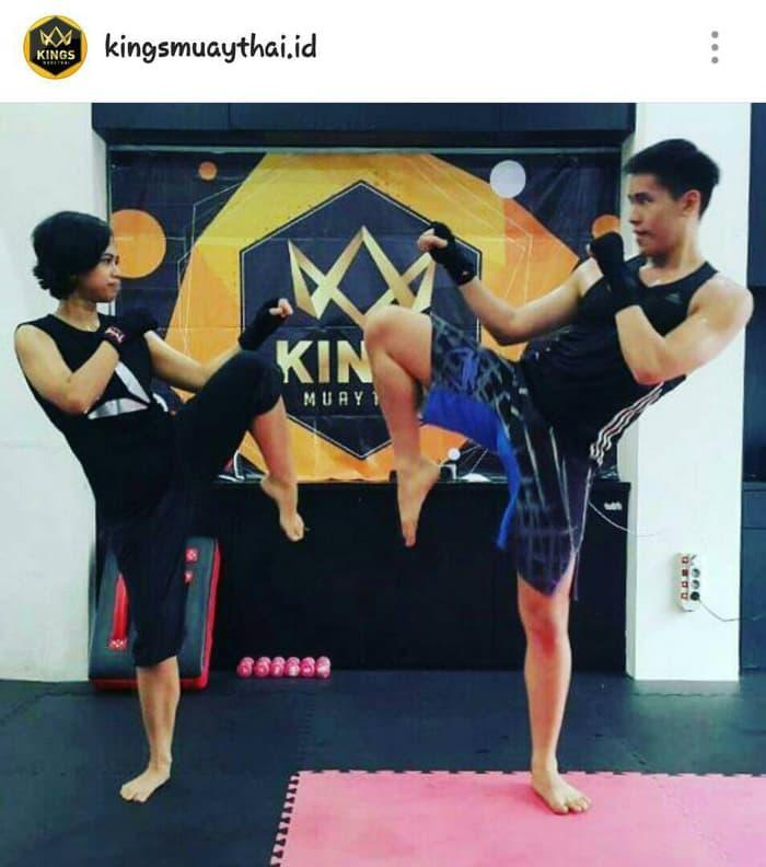 HARGA DISKON!!! 1x Visit Kings Muay Thai Club Olahraga Jakarta Barat Pusat Camp - CZ59Le