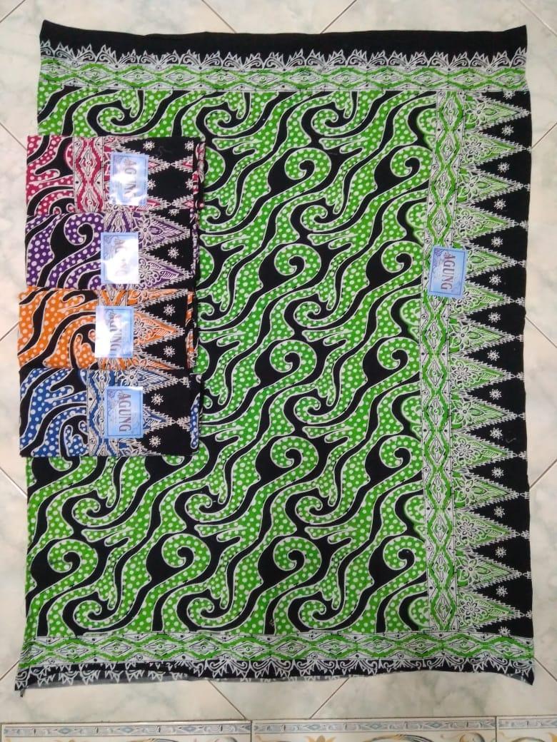Jual Celana Sarung Goyor Batik Pekalongan Isi 5 Pcs Satri Murah Serian