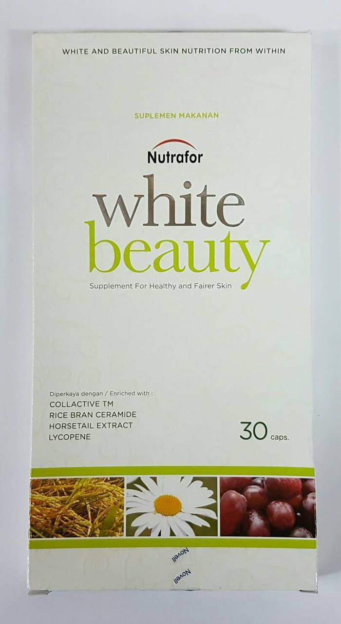 Buy Sell Cheapest Harga Spesial Nutrafor Best Quality Product Chol White Beauty Isi 30 Jl5fzb