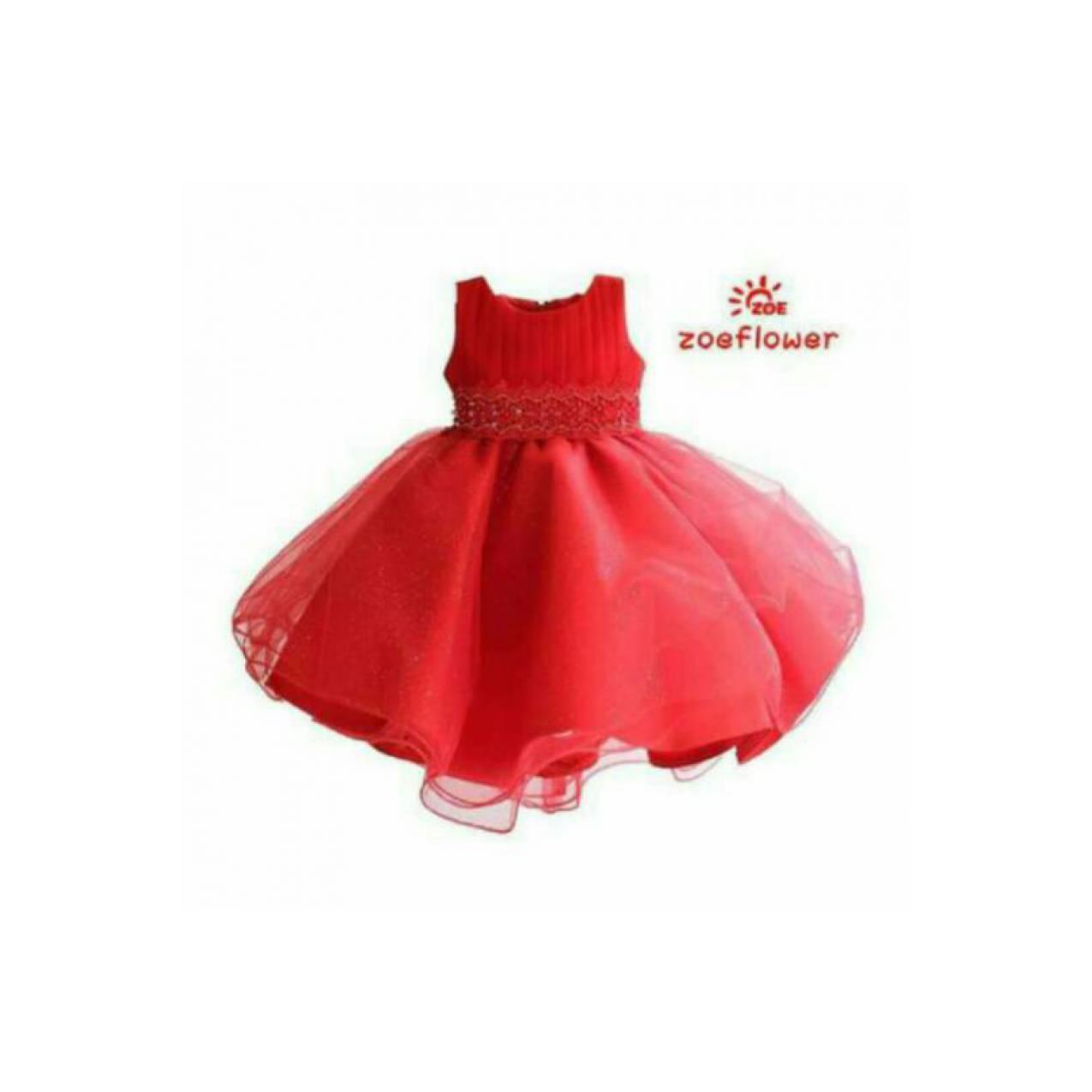 Summerfincor - JVN Dress Zoe Flower New Collection Premium Quality