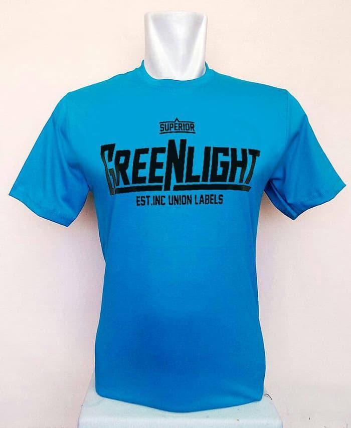 Diskon 10%!! Kaos Greenlight Ariel \U002F Tshirt Greenligh Ariel - ready stock