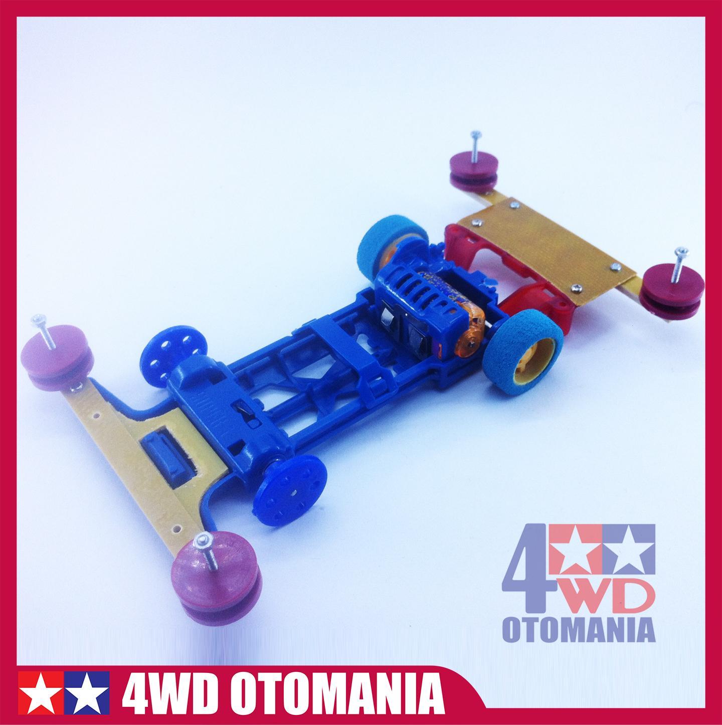 Beli Tamiya Rakitan Sloop Store Marwanto606 Dinamo Mini 4wd Busing Roller Plastik Baru