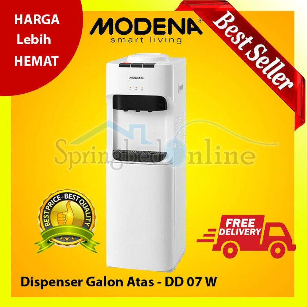 Buy Sell Cheapest Dispenser Modena Dd Best Quality Product Deals Air Lucido 7315 W Galon Bawah Atas 07 Putih Harga Pabrik