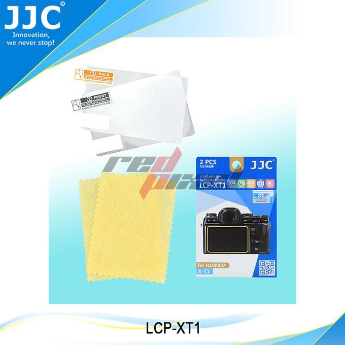 JJC LCP-XT1 ~ LCD GUARD FILM FOR FUJIFILM X-T1, X-T2 (2PCS)