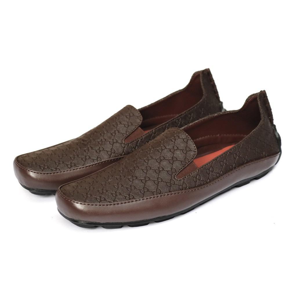 Sepatu Pria Clarks Kendar Mocassin Suede Slip On Loafers Sneakers Murah  Navy