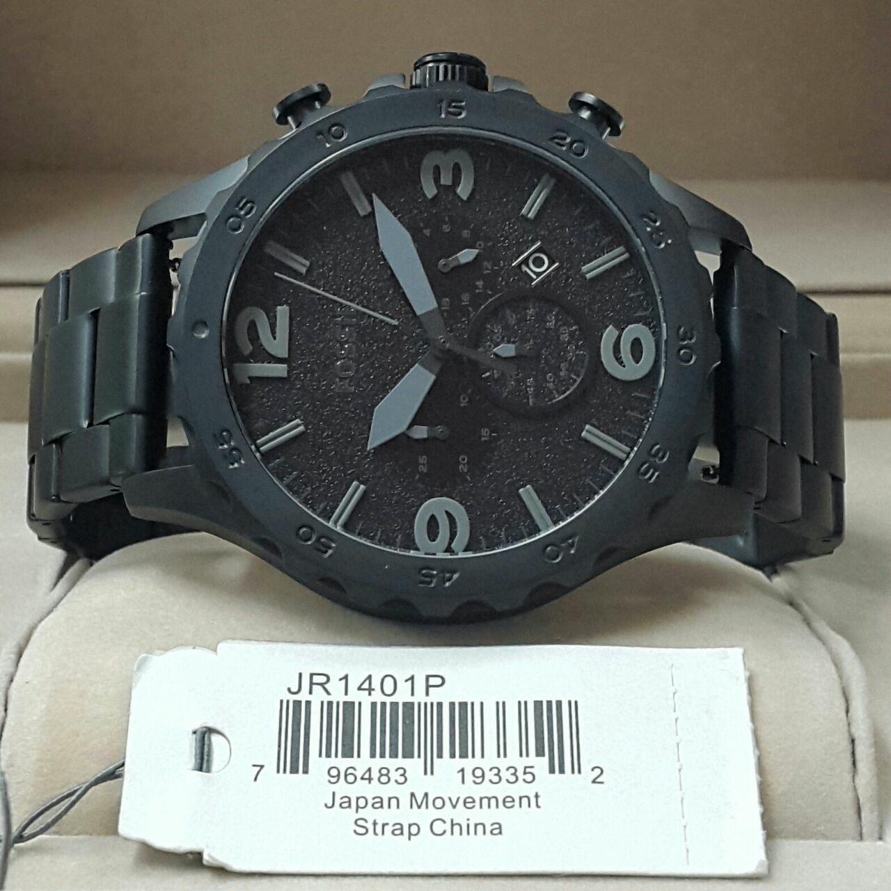 Buy Sell Cheapest Fossil Jr1353 Jr1356 Best Quality Product Deals Jam Tangan Pria Jr 1401 Jr1437 Series Ori Bm