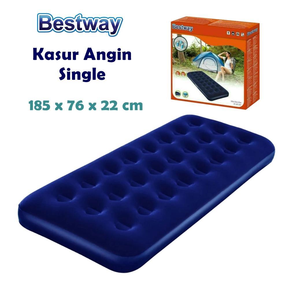 Bestway Kasur Angin Single Uk.185 x 76 x 22 cm / Air Bed Matras