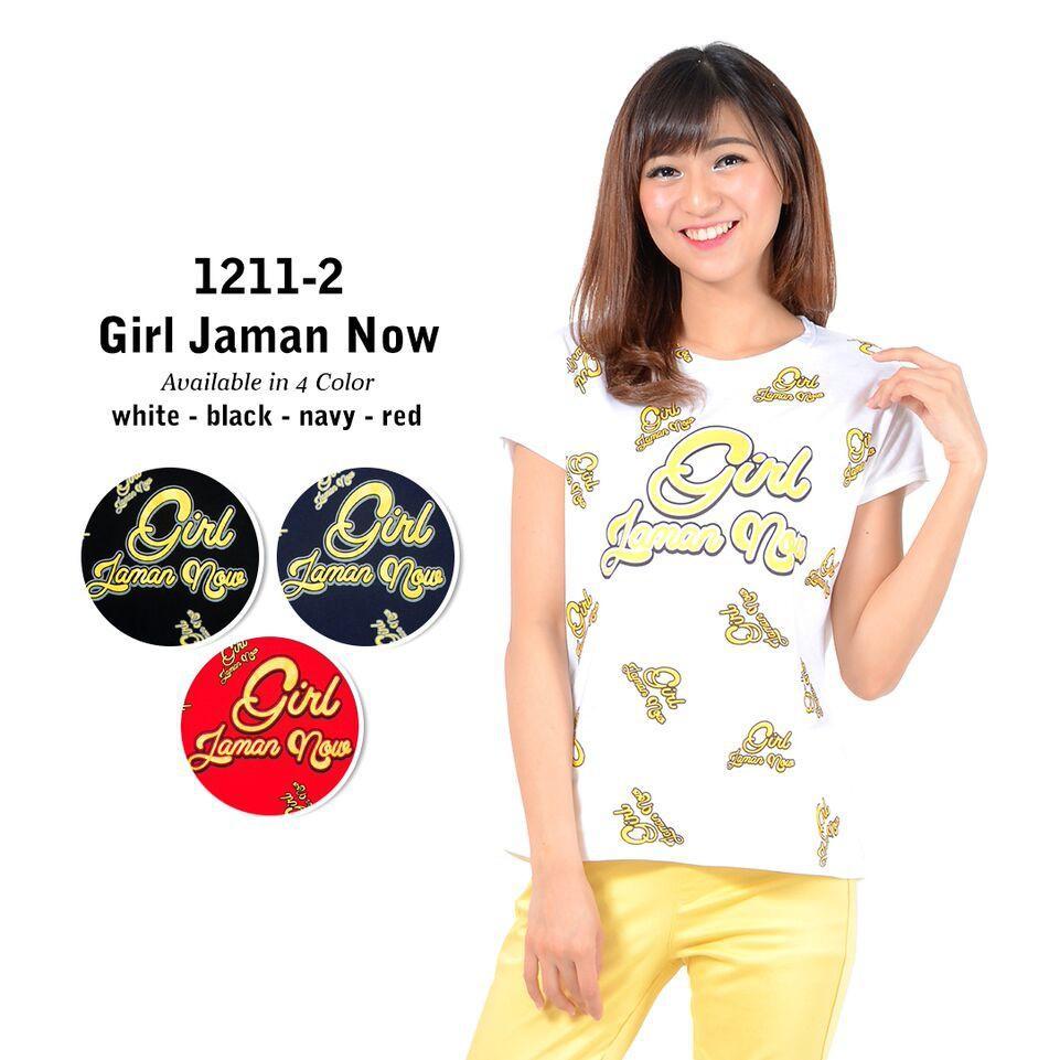 Girl Jaman Now K / Andam26