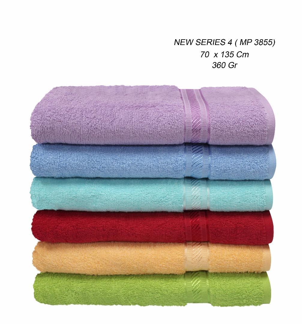 Handuk Merah Putih Jumbo 70 x 135cm/handuk mandi murah tebal/handuk mandi souvenir