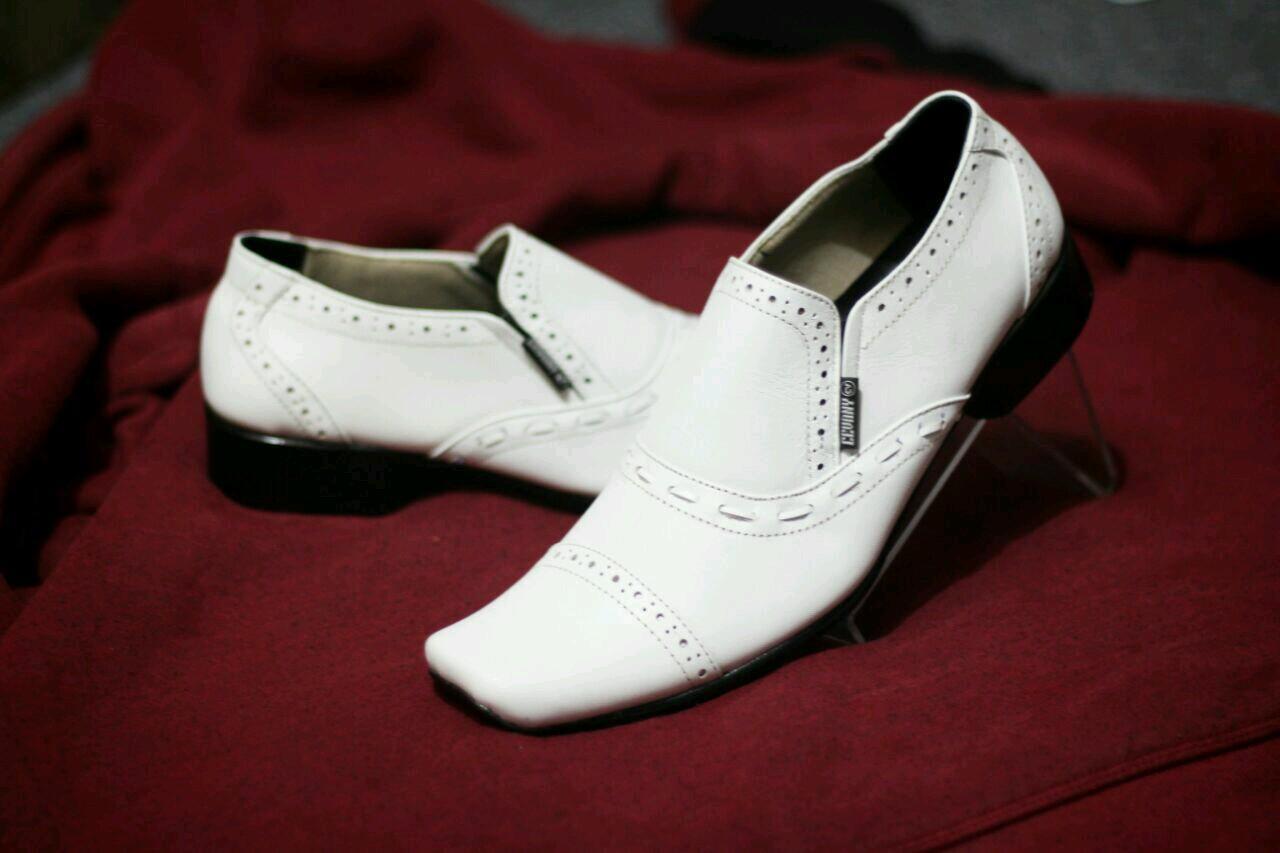 Sepatu pantofel pria bahan kulit asli fantofel formal pantopel dinas sepatu kulit sepatu kerja formal kantor