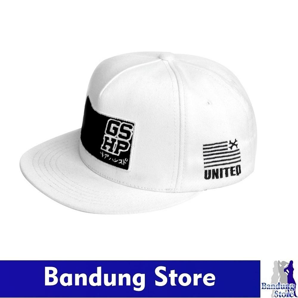Topi Pria - Topi Distro - Snapback - GShop - WRN 2196 di lapak Bandung Store bandung_store