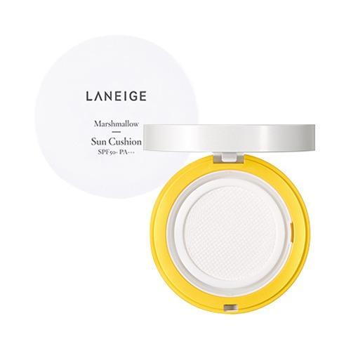 LANEIGE Marshmallow Sun Cushion SPF50+ PA+++ - 10 gr
