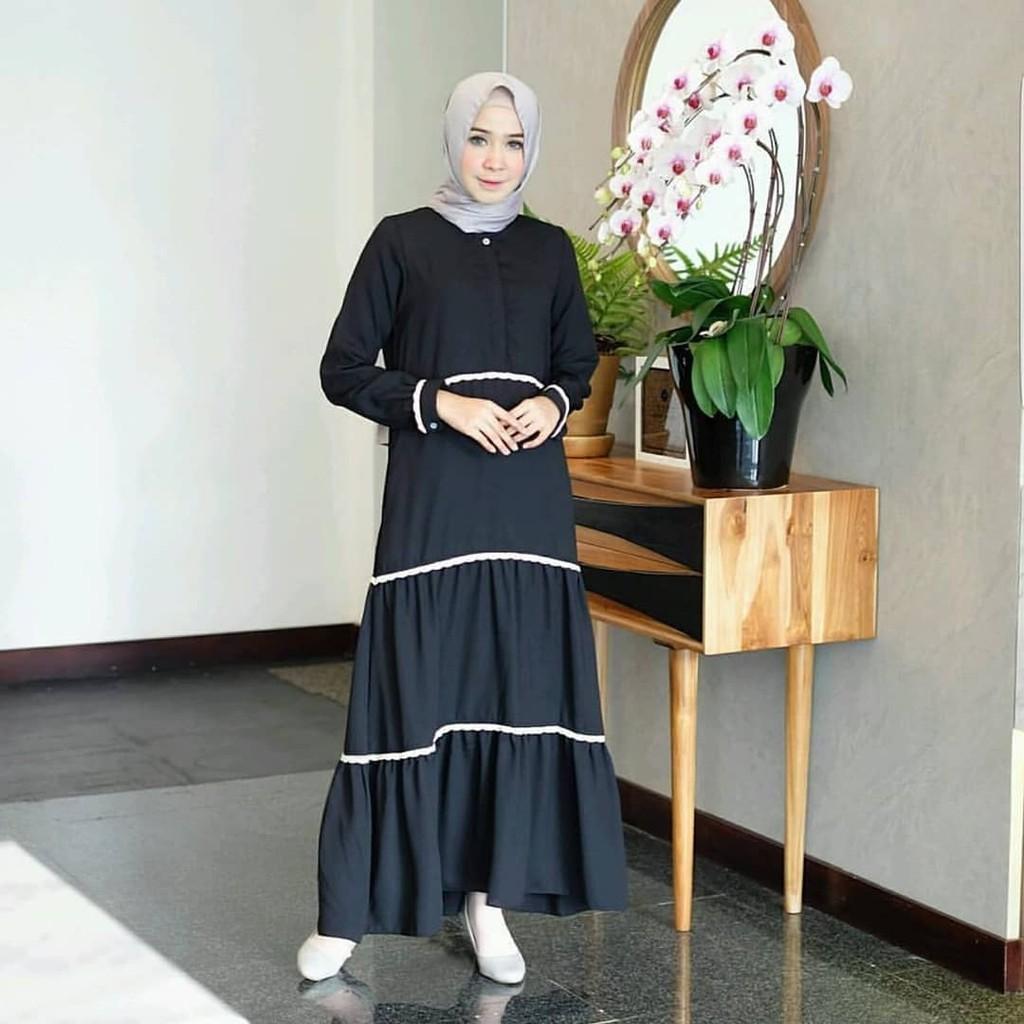 JAKARTA GROSIR -  lesti dress vg Fashion Dress / Atasan / Tunik / size M, L dan XL
