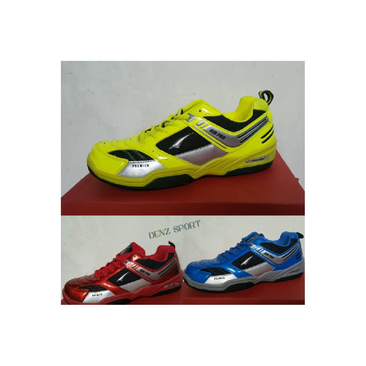 sepatu badminton merk airpro Diskon