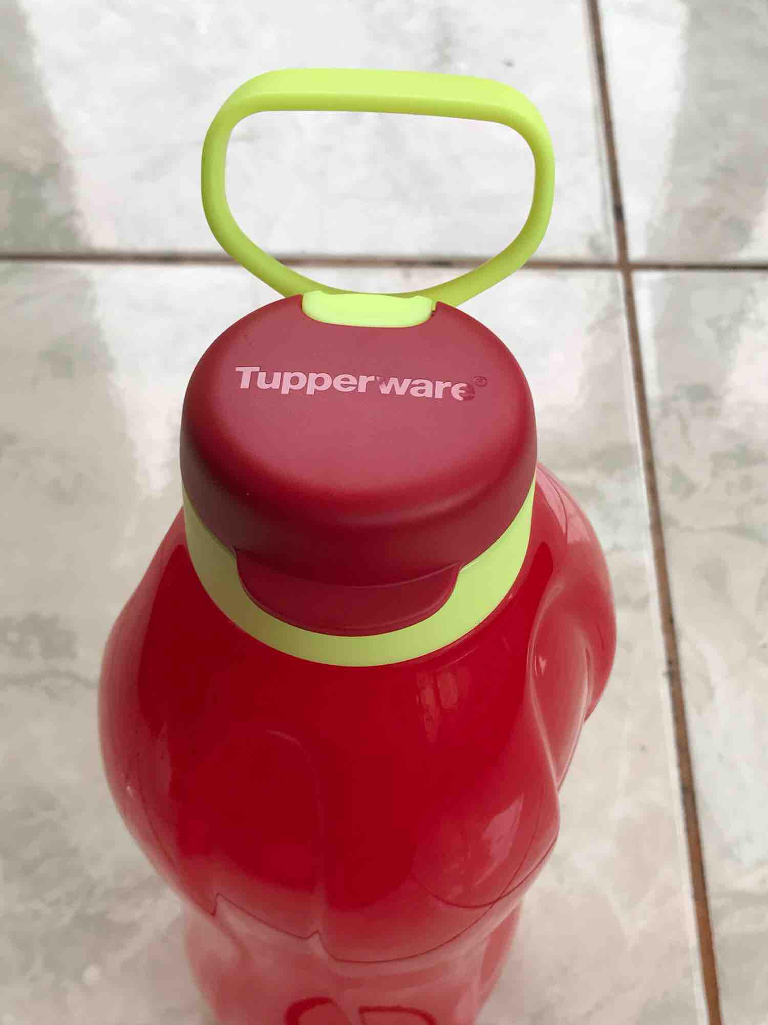 Tupperware Stand Eco Bottle Biru4 Daftar Harga Termurah Dan Richell Clear Straw Mug 200ml Merah 2liter