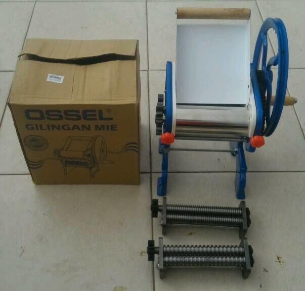 PROMO PALING DICARI Mesin Giling Mie Manual / Mesin Cetak Mie / Noodle Maker Alat Pembuat Kopi