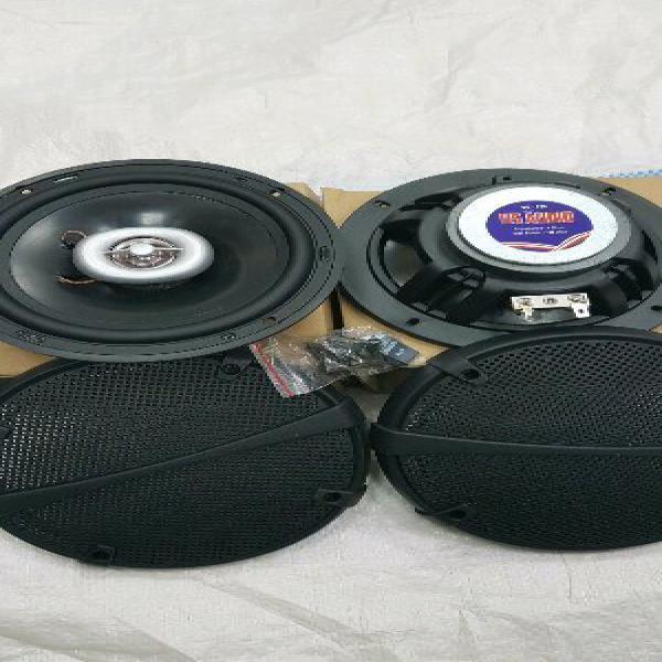 speaker pintu coaxial 6 inchi