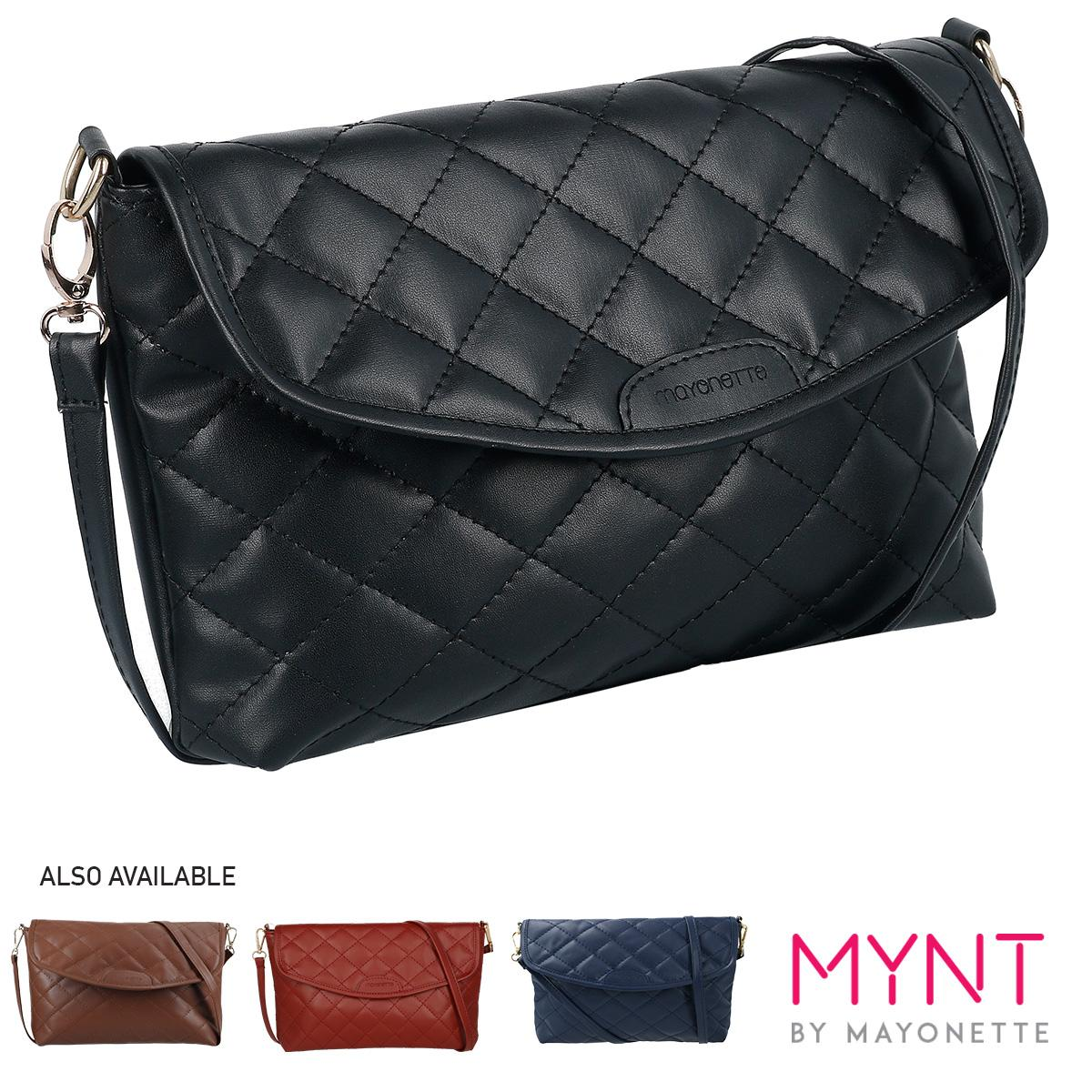 MYNT by Mayonette Tas Selempang Wanita Korean Style Best Seller Branded Akiko Sling