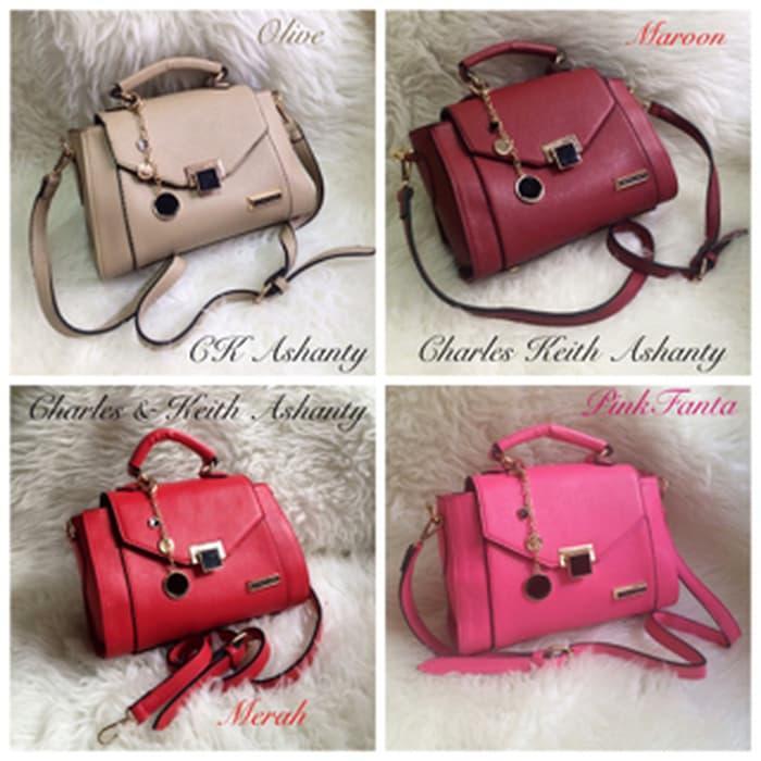 ORIGINAL!!! Charles & Keith Ashanty CK import | Tas Wanita | Tas Ck Ashanty Import - hvnWQs
