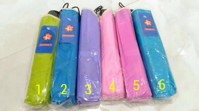 Harga Spesial!! Payung - Payung 3D - Motif Jika Kena Air - ready stock