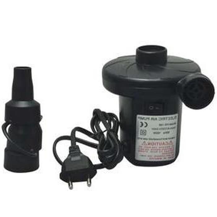 Pompa Angin Listrik Tiup Dan Sedot AC Electric Air Pump Vacuum untuk kolam mainan