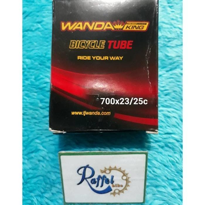 HOT SPESIAL!!! Termurah !! Ban dalam Wanda king 700x23-25c (