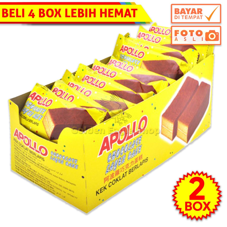 Jual Produk Apollo Online Terbaru Di Roka Wafer Ball Bola Coklat 80pcs Chocolate 2 Box Layer Cake Cokelat Isi 24 Bungkus 432g