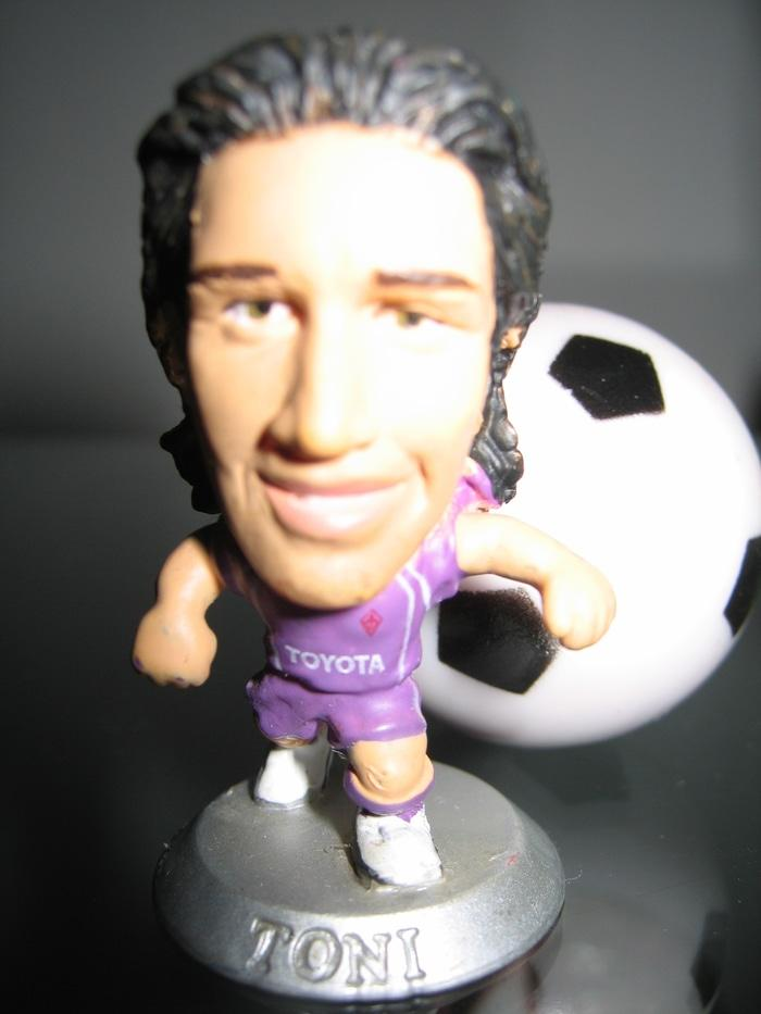 Luca Toni Fiorentina Corinthian Microstars
