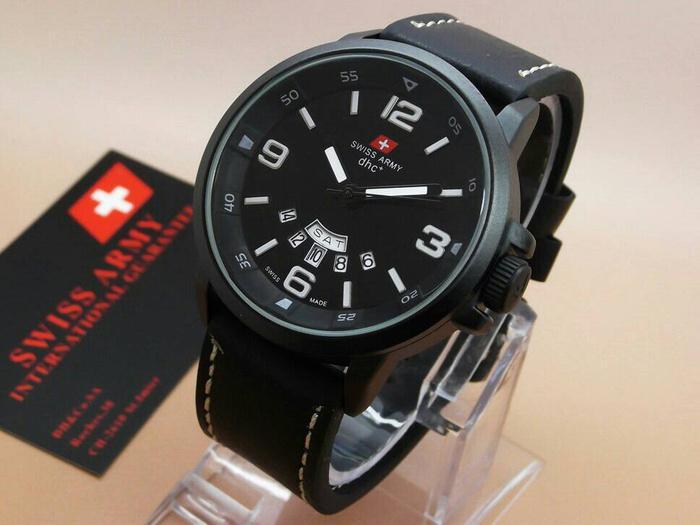 Jam Tangan Swiss Army HC-1128 Original
