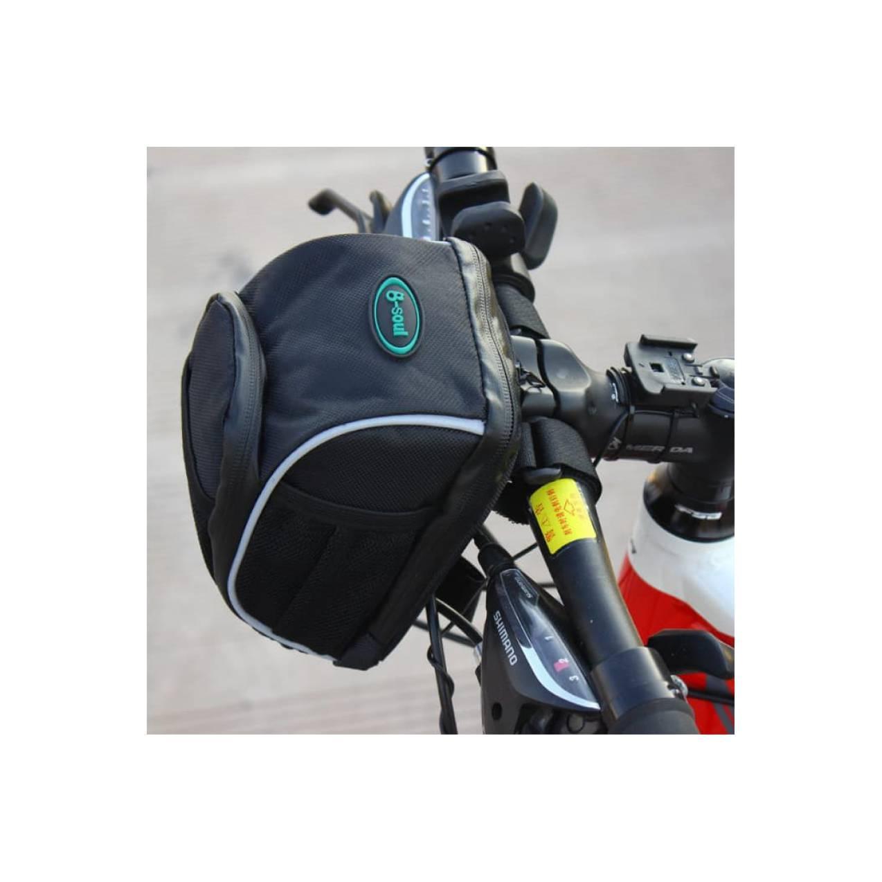 Retro Pria Dan Wanita Tas Ransel Waterproof Merah Sepeda Sp5 Touring Sadel Tools Bag Gowes Mountain Gunung Bicy