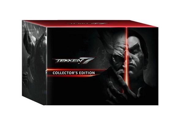 PROMO PS4 TEKKEN 7 [COLLECTOR'S EDITION] REG 3