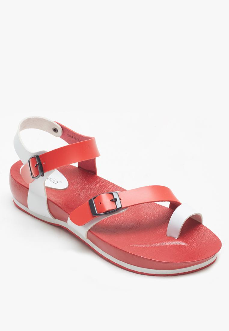 Cerelia Elviza Sandal Red
