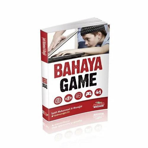 Buku Bahaya Game By Tb Ridwan Barokah.