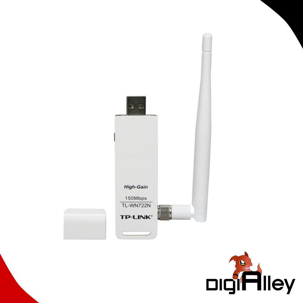 Jual Adaptor Usb Nirkabel Tp Link Terbaru Tl Wn722n Wn 722n Wi Fi Wireless Adapter Dongle Receiver Wifi Tplink 722