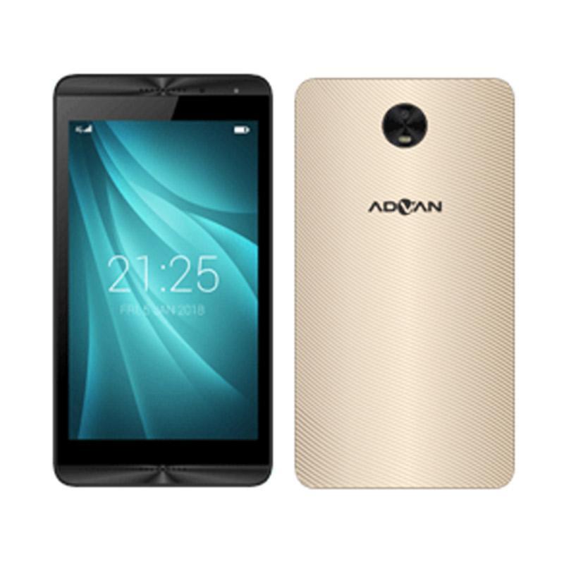 Advan i7U Tablet 4G - 2GB/16GB - Gold
