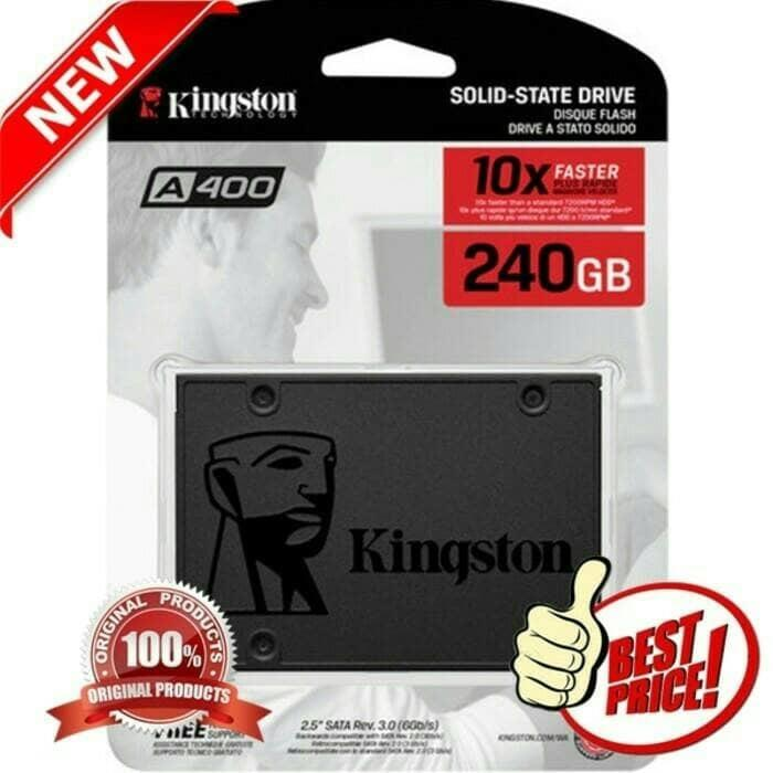 SSD KINGSTON 240GB A400 SATA3 2.5 inchi