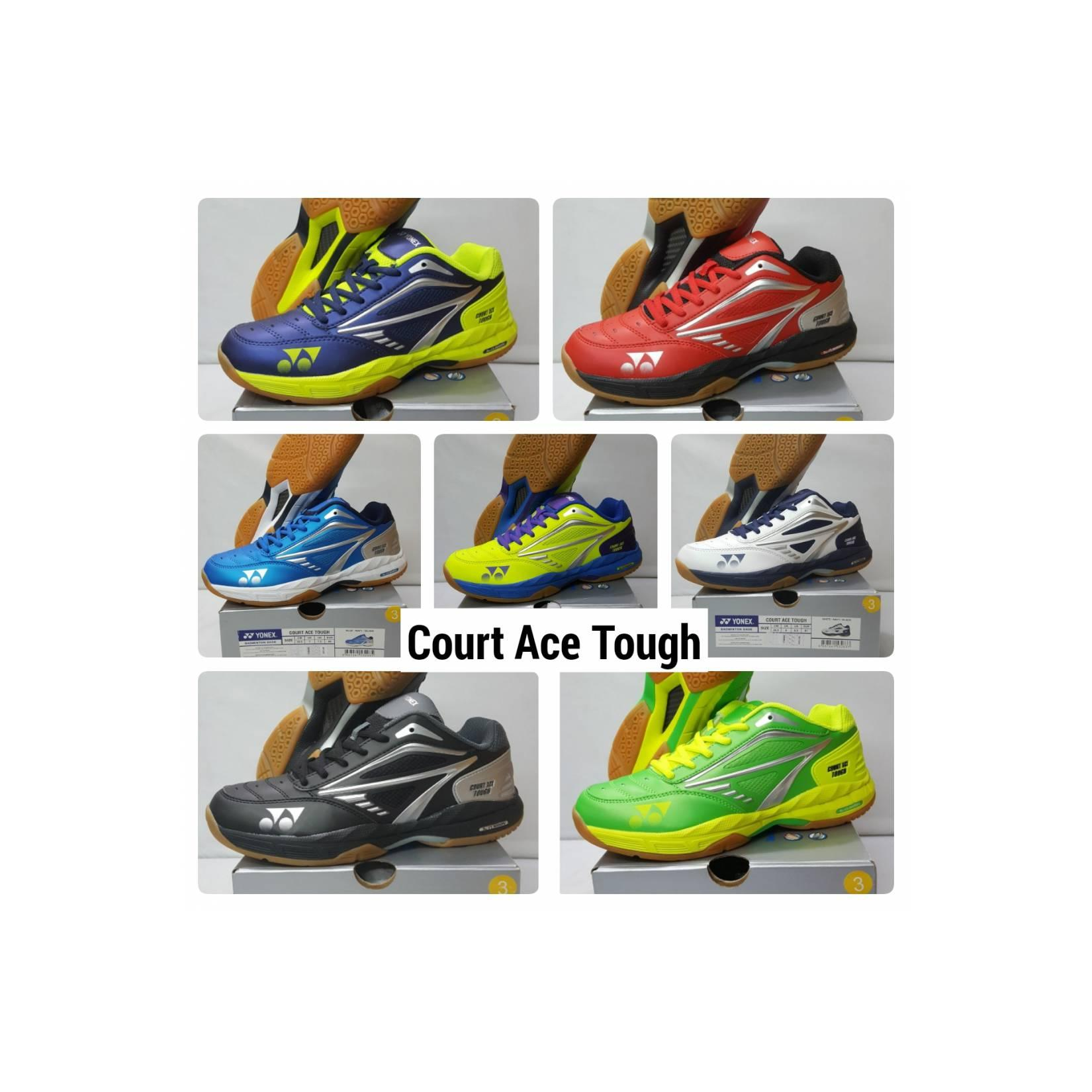 Sepatu Badminton Yonex Ace Court Tought - Original