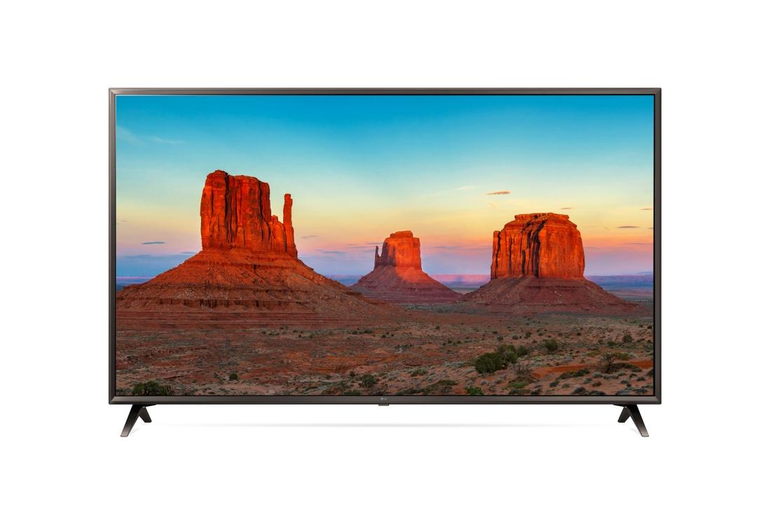 LG 43 Inch UHD Smart TV 43UK6300 - Nasional