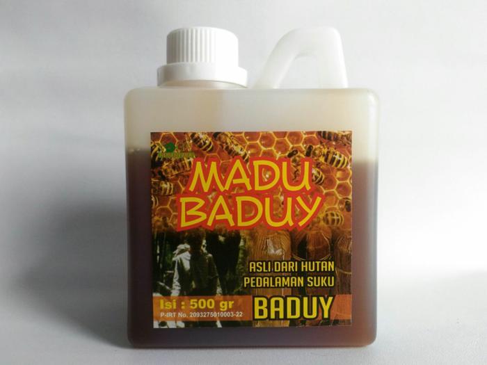 Madu Baduy 500 gr Madu asli Mrni Toga Nusantara