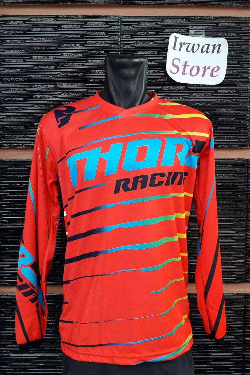Baju Jersey Sepeda Downhill motocross THOR