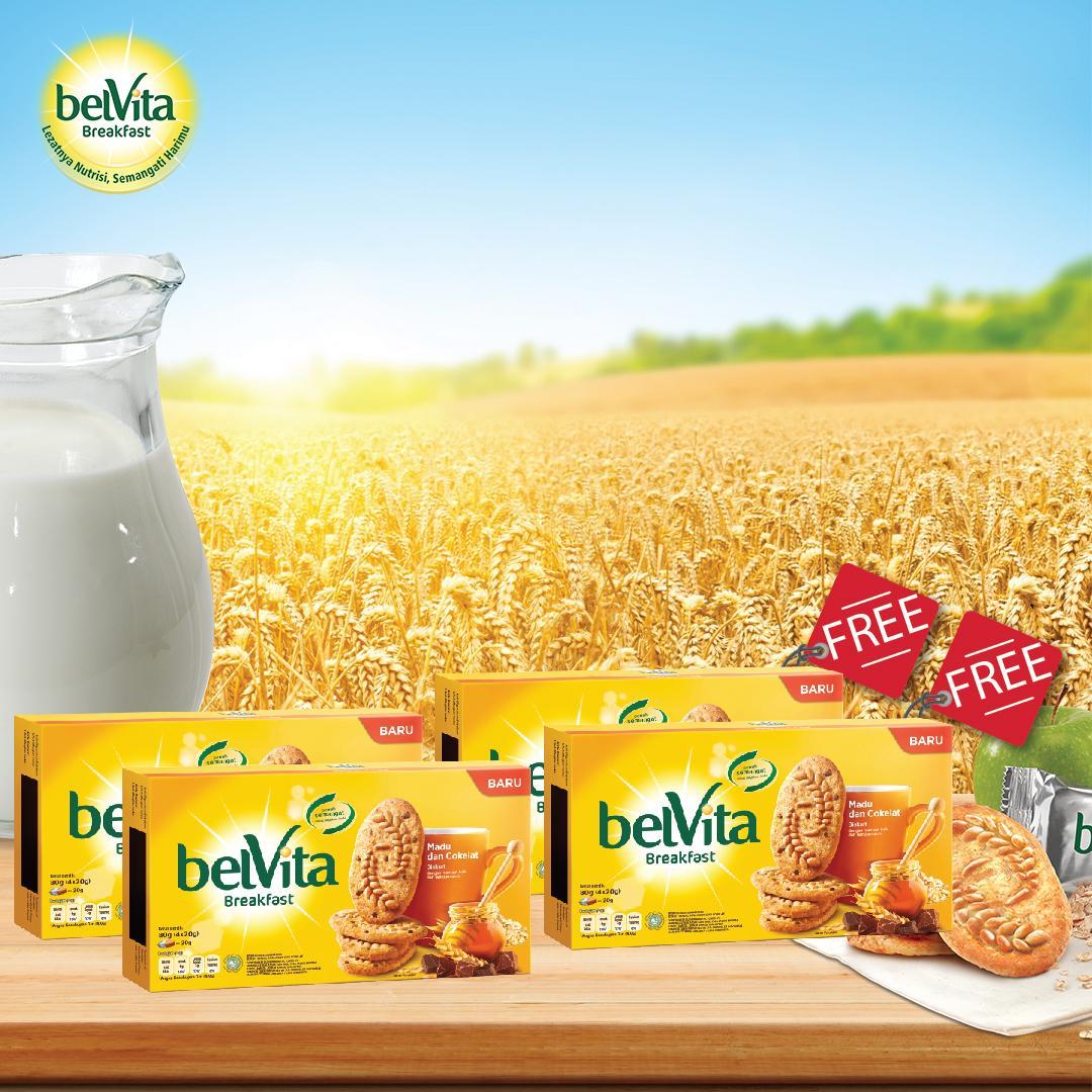 Jual Biskuit Makanan Ringan Terbaru Rondoletti Bekasi Waferoll Astor Rondoleti Buy 2 Get Free Belvita Honey Choco 80 Gr