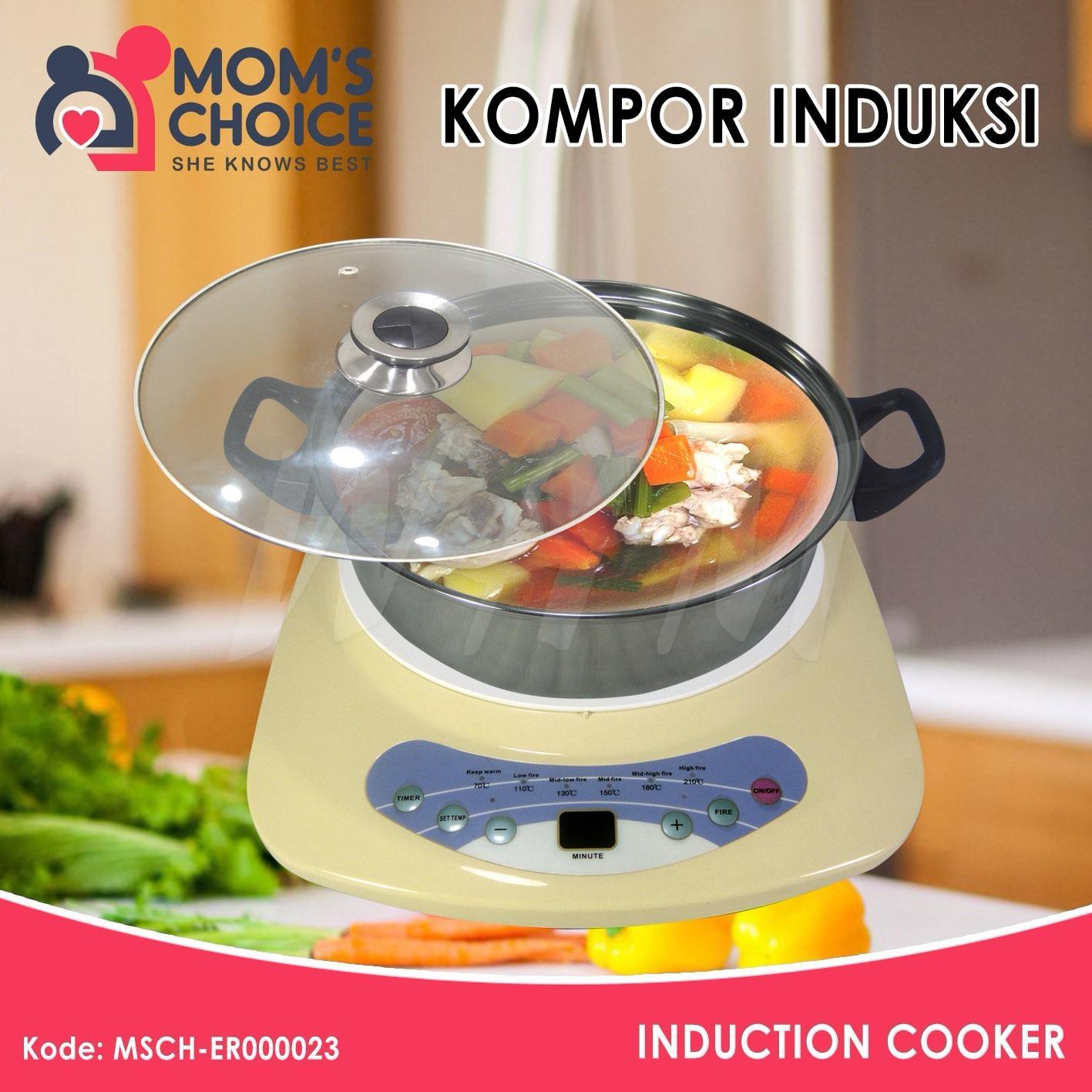 WHM Induction Cooker C328-16F / Kompor Induksi / Kompor Listrik / MSCH-ER000023