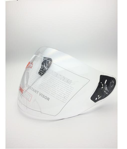 Kaca Helm INK Centro dan KYT DJ Maru Galaxy Merk CLEAR