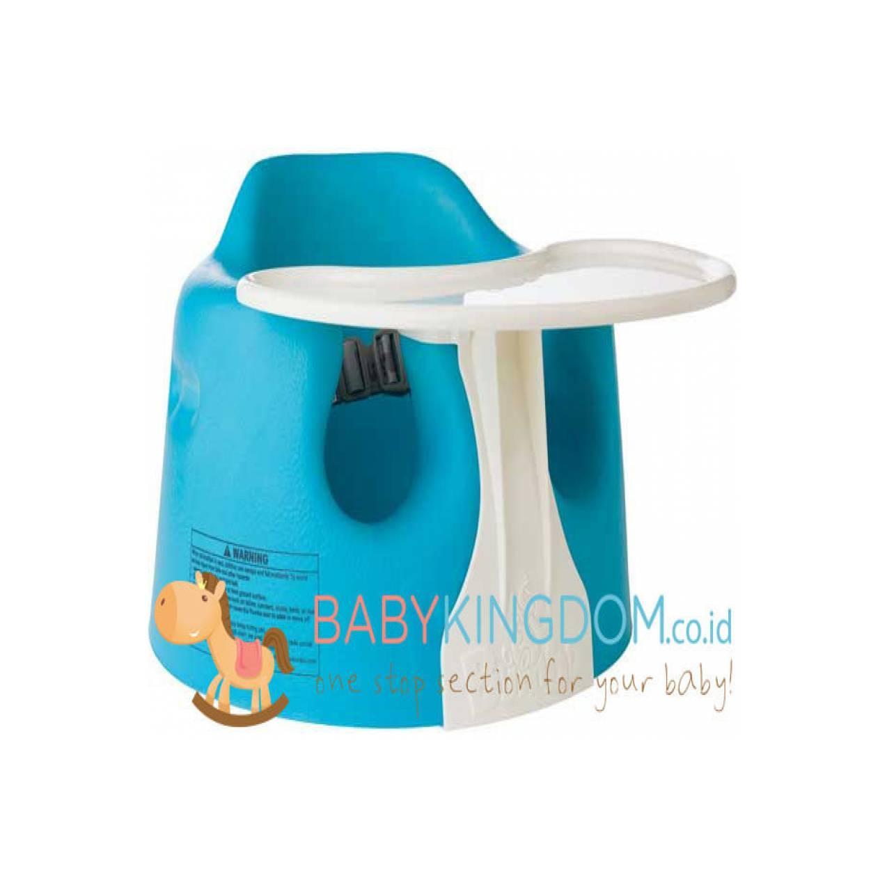 Bumbo Floor Seat Play Tray - Blue