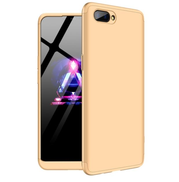GSU Oppo A3s 360 protection slim matte case /casing hp oppo a3s /case hp